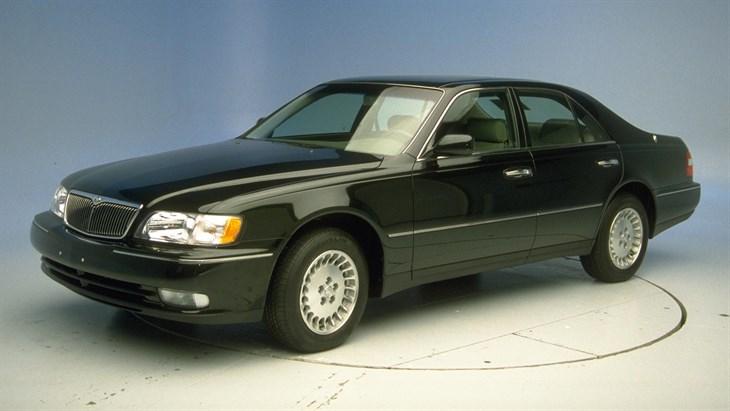1997 Q45 iihs